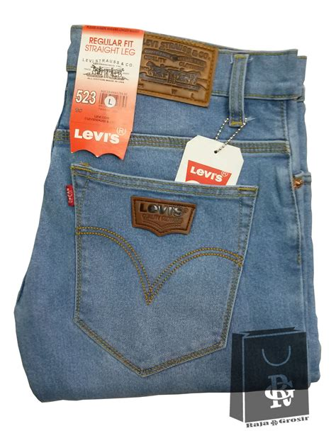 Harga Levis Cowok jual celana levi s 523 celana cowok celana
