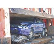 How Hydraulics Can Crush Cars  It Works Magazine
