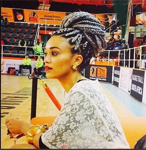 pearl thusi with braids 6 celeb hairstyles we love right now