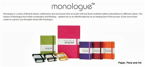 monologue a4 sketchbook paper pens ink reviews of grandluxe products 1