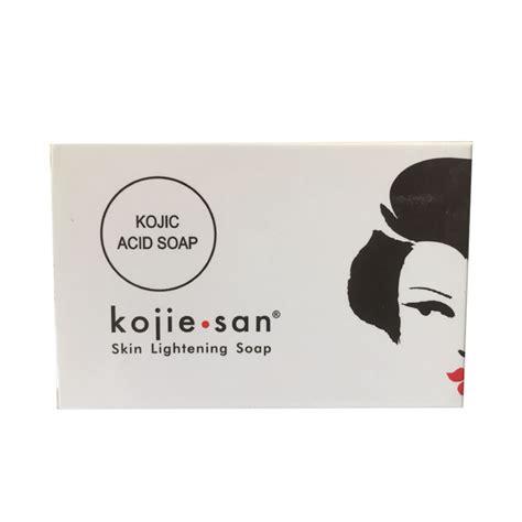Kojie San Kojic Acid Soap 135 Gr jual kojie san sabun 135gr prosehat