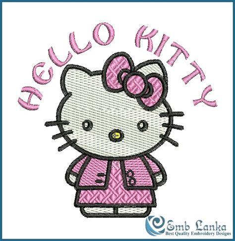 embroidery design hello kitty pink hello kitty embroidery design emblanka com