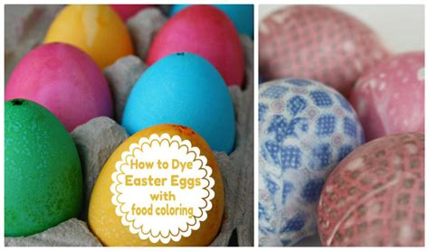 how to decorate easter eggs 6 beautiful ways to decorate easter eggs skip to my lou