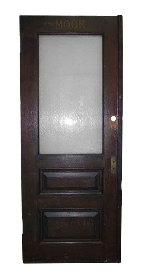Half Glass Office Door Olde Good Things Office Doors With Glass