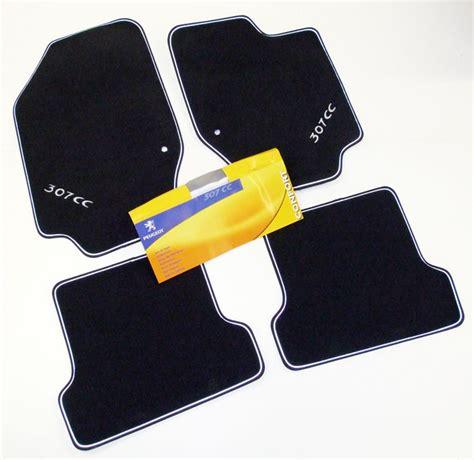 Mat Accessories by Peugeot 307 Carpet Mats Cc Coupe Cabriolet Genuine