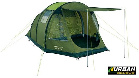 4 man tent 2 bedroom urban escape 4 man inflatable tent 2 bedrooms double