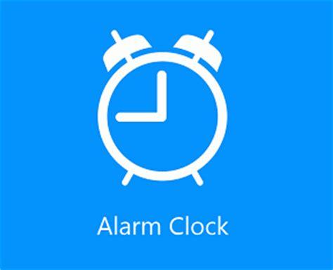 set alarm in windows 8 windows 10 with alarm clock