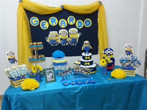 Minions Baby Shower by Minions Baby Shower Welcome Baby