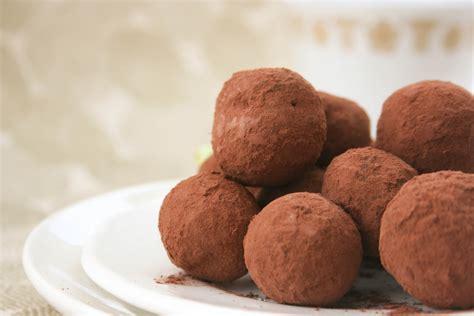 Choco Cake Truffle chocolate hazelnut truffles the noble nutritionist
