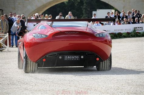 maserati zagato 2015 red zagato maserati mostro at chantilly 2015 gtspirit