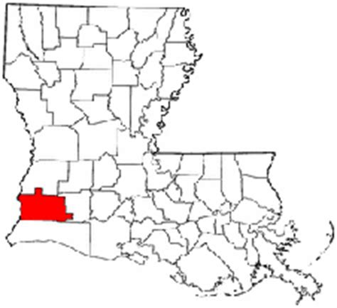 Calcasieu Parish Records Calcasieu Parish La Genealogy