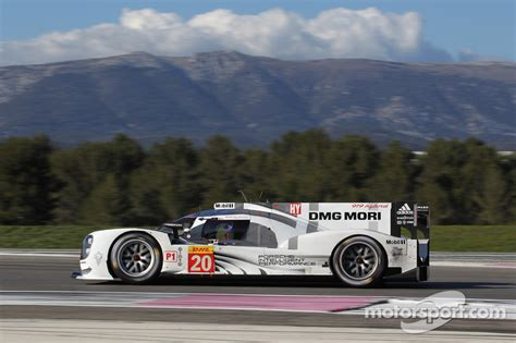 Porsche 919 Power by The Porsche 919 Hybrid For The 24 Hours Of Le Mans Power