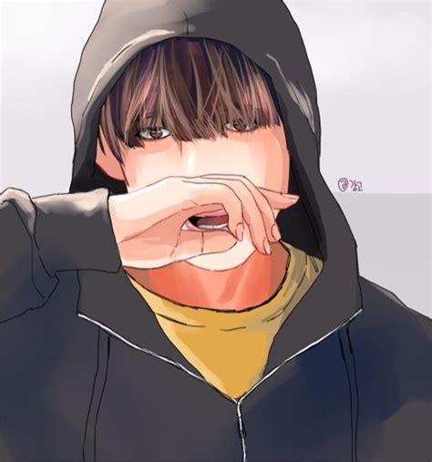 kim taehyung anime v taehyung kim taehyung fanart bts bangtan boys