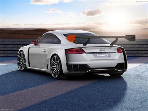 Audi Tt Tuning Parts by Audi Tt Clubsport Turbo Concept Audi Tt Mk1 8n Tuning