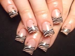 gallery for gt nail art zebra stripes
