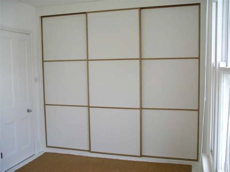 Japanese Sliding Closet Doors Wouldn T Mind Replacing The Crappy Bi Fold Closet Doors In Our Bedroom With These One Day