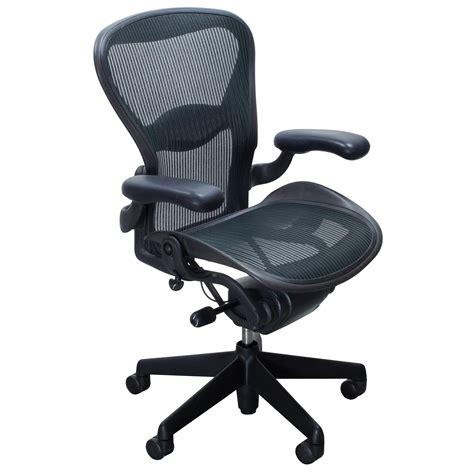 herman miller aeron  size  task chair jade national office interiors  liquidators