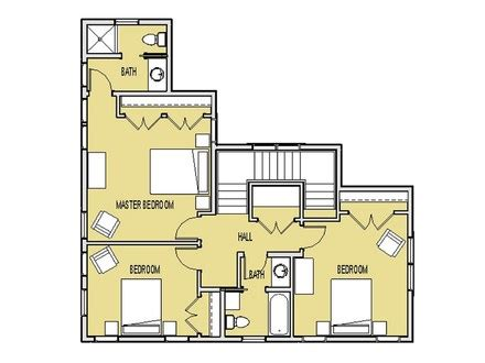3 bedroom cottage house plans economical small cottage simple house plans small house plans floor plan for small