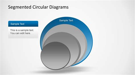 4 step segmented circular diagrams for powerpoint slidemodel 4 step segmented circular diagrams for powerpoint slidemodel
