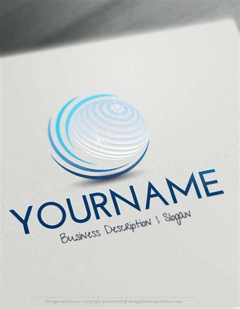 create a logo online with our free logo maker