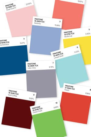 what color calms you down pantone s top 10 colors for spring 2016 hint at calm wwd