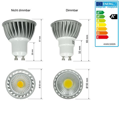 led birnen gu10 led bulbs gu10 led bulb zhishunjia gu10 - Led Birnen Set