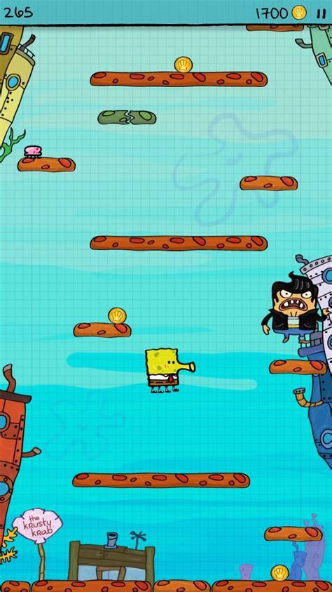 doodle jump spongebob squarepants apk doodle jump spongebob squarepants is apple s gratis app