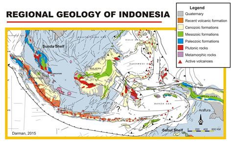 3 Di Indonesia Geology Of Indonesia