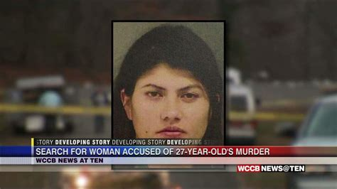 search for accused of murder wccb