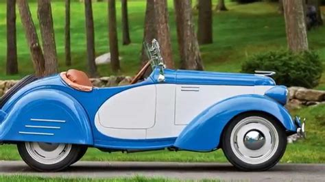 bantam roadster 1939 american bantam deluxe roadster a charming american