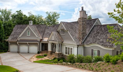 shingle style shingle style on keowee gabriel builders