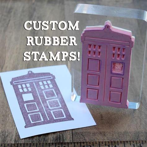 Create Custom Rubber Sts