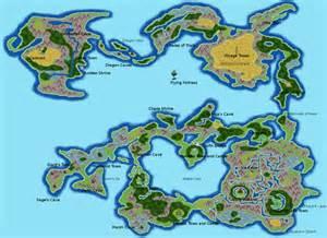Ff1 World Map by Gaia In Final Fantasy I Chrysalis