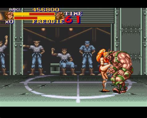 emuparadise snes emulator final fight 2 japan rom