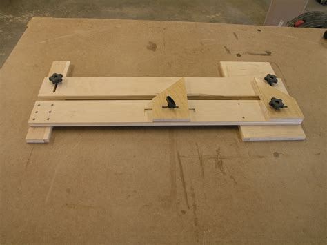 woodworking dado dan s exact width dado jig the wood whisperer