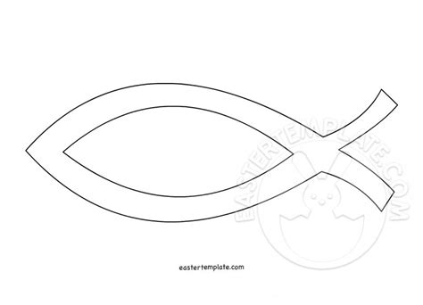 christian fish template christian fish symbol coloring sheet coloring pages