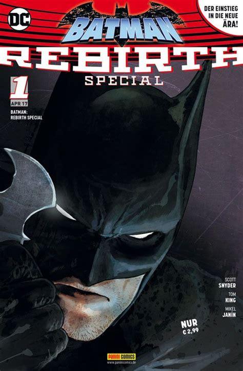 rinascita batman vol 1 scott snyder tom king batman rebirth special deu nerdenthum