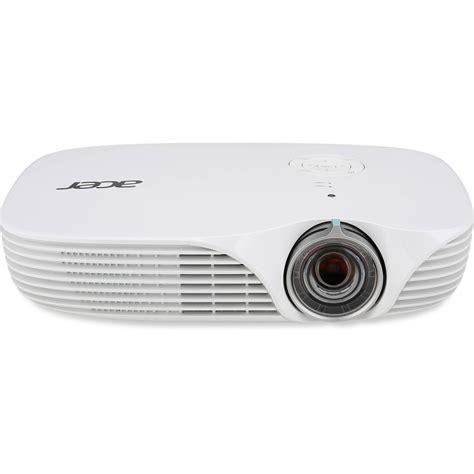 Led Projector Acer acer k138st portable wxga led projector white mr jlh11