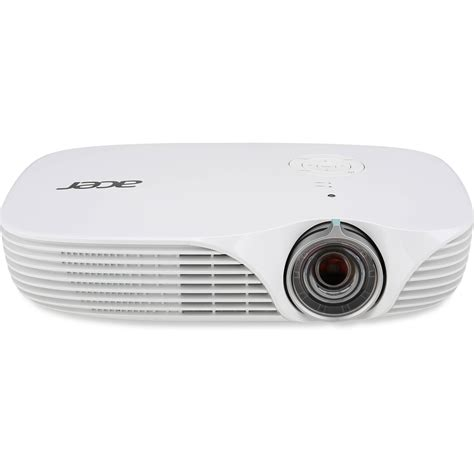 Led Projector Acer acer k138st portable wxga led projector white mr jlh11 00a b h