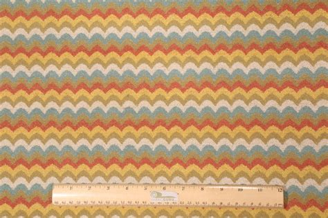 zig zag upholstery fabric zig zag tapestry upholstery fabric in clay pot