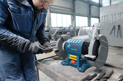 bench grinder bosch gbg 60 20 professional double wheeled bench grinder bosch