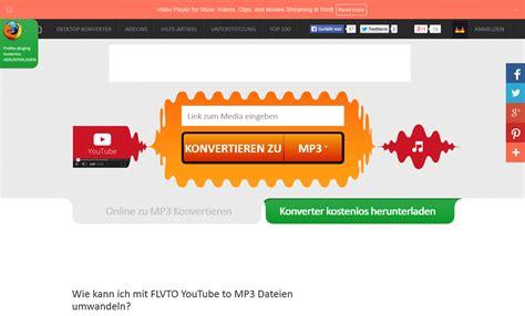download mp3 from youtube flvto flvto youtube zu mp3 konverter heise download