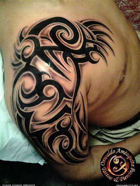 Tribal Oberarm by Best 25 Tribal Arm Tattoos Ideas On