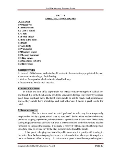 Sle Letter Of Incident Report In Hotel sle incident report for lost items 28 images sle
