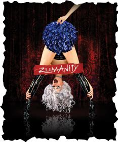 Zumanity Duo Sofa by Free Vegas Tickets 4 Aces Las Vegas