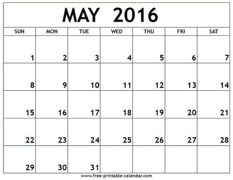 2016 Free Printable Calendars Com   Calendar Template 2017