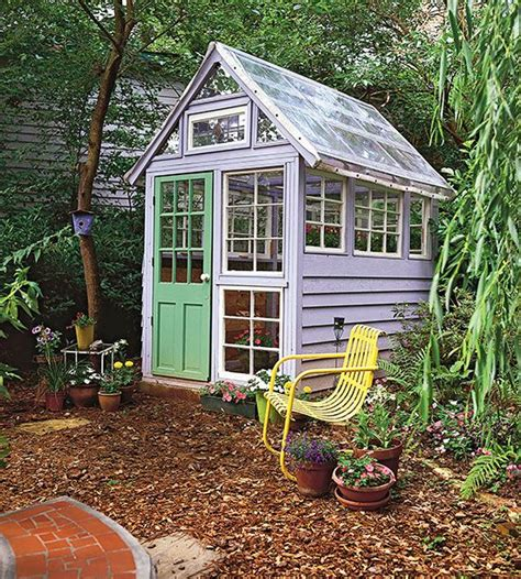Potting Shed Greenhouse by Potting Sheds And Greenhouses