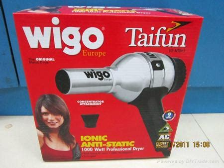 Wigo Brush Hair Dryer wigo ionic metal taifun hair dryer wg5101 wigo china