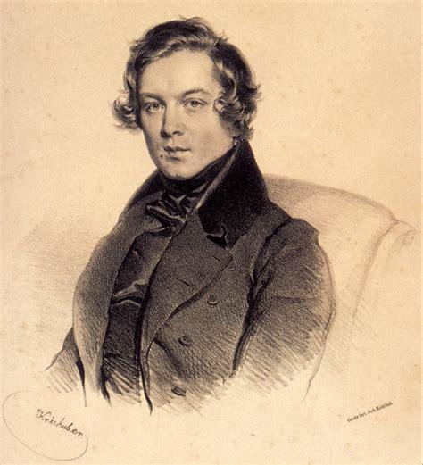 Memoirs Of An Amnesiac Robert Schumann The Ultimate
