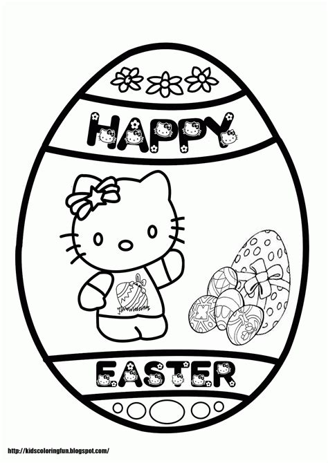 hello kitty easter coloring pages to print hello kitty coloring pages easter az coloring pages